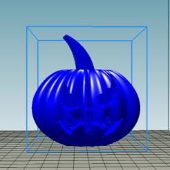 Download STL file Halloween Pumpkin Batman Arkham Knight • Object to 3D print, ErosBazan