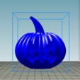 Download free 3D printing models Pumpkin Batman Arkham Knight, ErosBazan