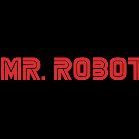 Download STL file MR. ROBOT LOGO • Model to 3D print, ErosBazan