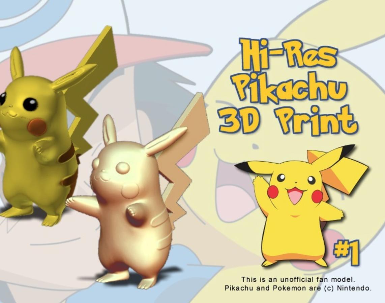 Capture d'écran 2016-12-13 à 16.12.43.png Download free STL file A Better Pikachu • 3D printing template, Geoffro