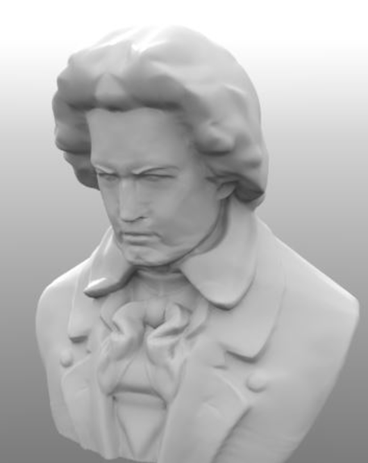 Capture d'écran 2016-12-12 à 13.57.05.png Download free STL file Beethoven Resculpted • 3D printer template, Geoffro
