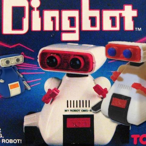 Capture d'écran 2016-12-12 à 19.44.03.png Download free STL file Retro Dingbot Replica • 3D printable model, Geoffro