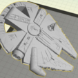 Imprimir en 3D gratis Abrebotellas Millenium Falcon Penny (5C), Geoffro