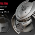 Download free 3D printing files Modus Predator MK8 Cooling mod., Geoffro
