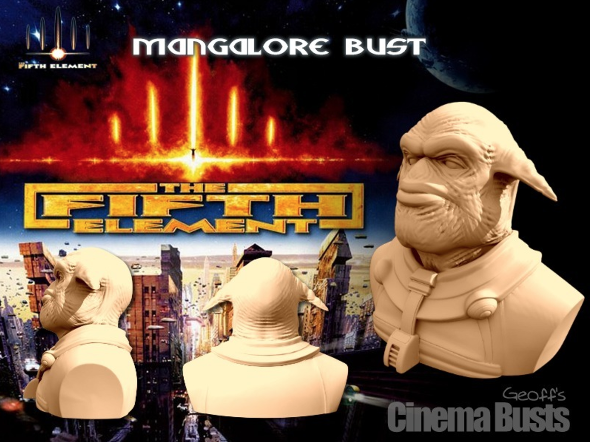 Capture d'écran 2016-12-12 à 17.30.59.png Download free STL file The Fifth Element Mangalore Bust (50mb) • 3D printer model, Geoffro