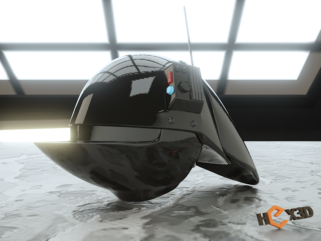 Render_pre_commupgrade.png Download STL file Imperial Gunner 3D Printable Helmet • 3D print design, Geoffro