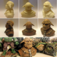 Capture d'écran 2016-12-12 à 17.32.15.png Download free STL file The Fifth Element Mangalore Bust (50mb) • 3D printer model, Geoffro
