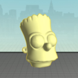 Download free STL file Bart simpson Sculpt • Design to 3D print, Geoffro