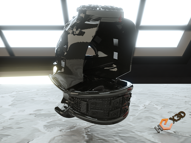 back.png Descargar archivo STL Darth Vader - Casco de Revelación 3D para Imprimir • Diseño para imprimir en 3D, Geoffro