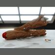 talon2.png Download STL file Darth Talon LightSaber • 3D print template, Geoffro