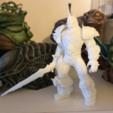 Impresiones 3D gratis Lich King reesculpido (45 MB), Geoffro
