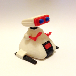 Free Retro Dingbot Replica STL file, Geoffro