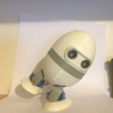 Download free STL file Dizzy the 5DOF Biped Robot • Object to 3D print, Geoffro