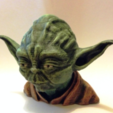 Download free STL files Yoda Resculpted 26mb, Geoffro