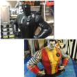 Impresiones 3D gratis Busto Coloso (alta resolución), Geoffro
