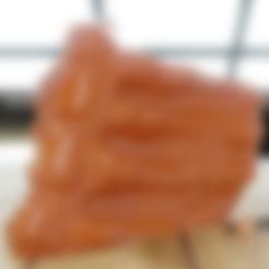 Descargar archivos 3D gratis Máscara de Escorpión (Mortal Kombat), Geoffro