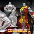 Download free STL file Colossus Bust (High Res) • 3D printing template, Geoffro