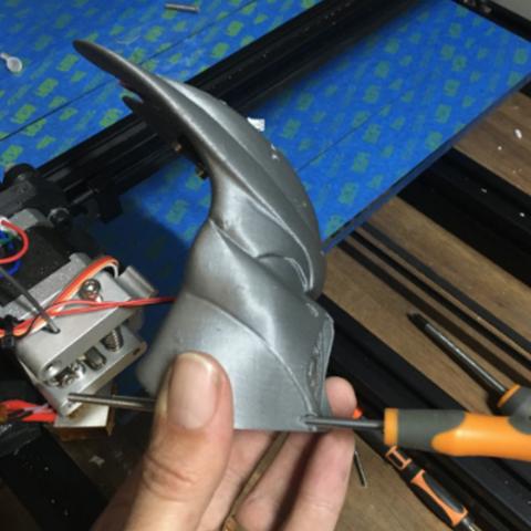 Modus Predator MK8 Cooling mod