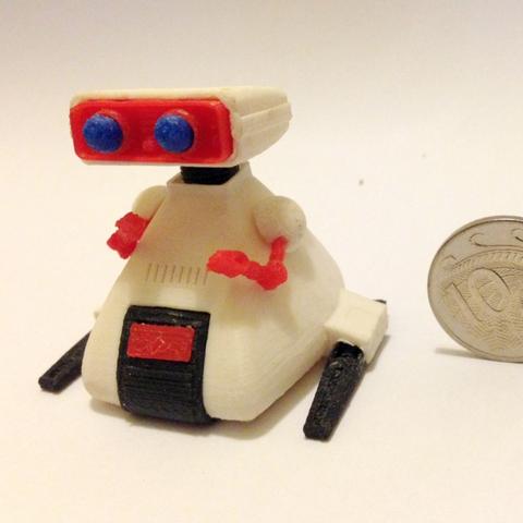 Capture d'écran 2016-12-12 à 19.44.36.png Download free STL file Retro Dingbot Replica • 3D printable model, Geoffro