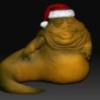 Download free STL file Santa the Hutt • Design to 3D print, Geoffro