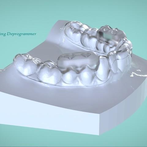 3D printer files Digital Morning Re-positioning Deprogrammer, LabMagic3DCAD