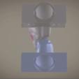Screenshot_3.png Download OBJ file Digital Implant Model with Soft Tissue • 3D printing object, LabMagic3DCAD