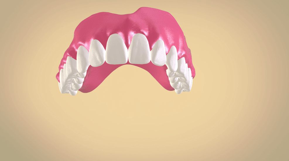 Screenshot_8.png Download OBJ file Full Dentures with Many Production Options  • 3D printing object, LabMagic3DCAD
