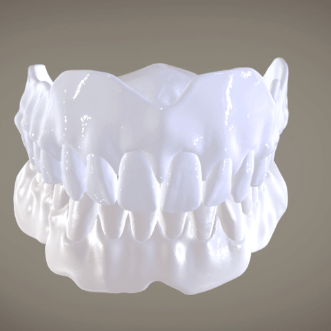 Screenshot_18.png Download OBJ file Full Dentures with Many Production Options  • 3D printing object, LabMagic3DCAD