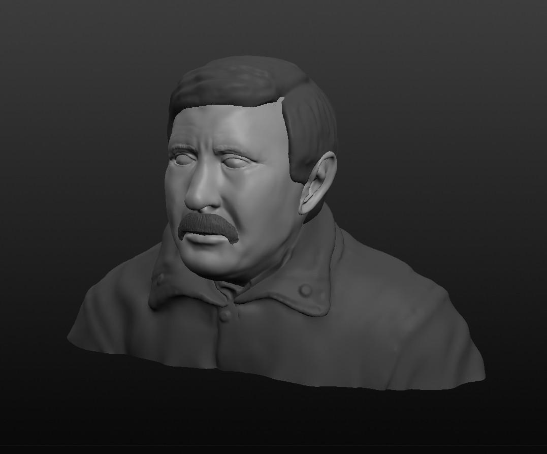 atendedor 2.jpg Download STL file Atento de boludos - cronica TV - who knows you dad • 3D printing object, nicolasreynoso