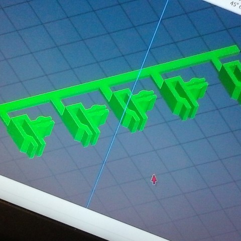 Download STL file Filament keepers  • 3D printer template, LynneStevens