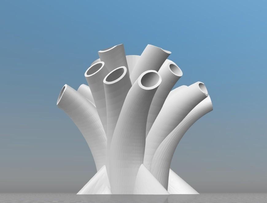porta lapices_2.jpg Download free STL file Portalapices, Pen Holder • 3D print model, FORMAT3D