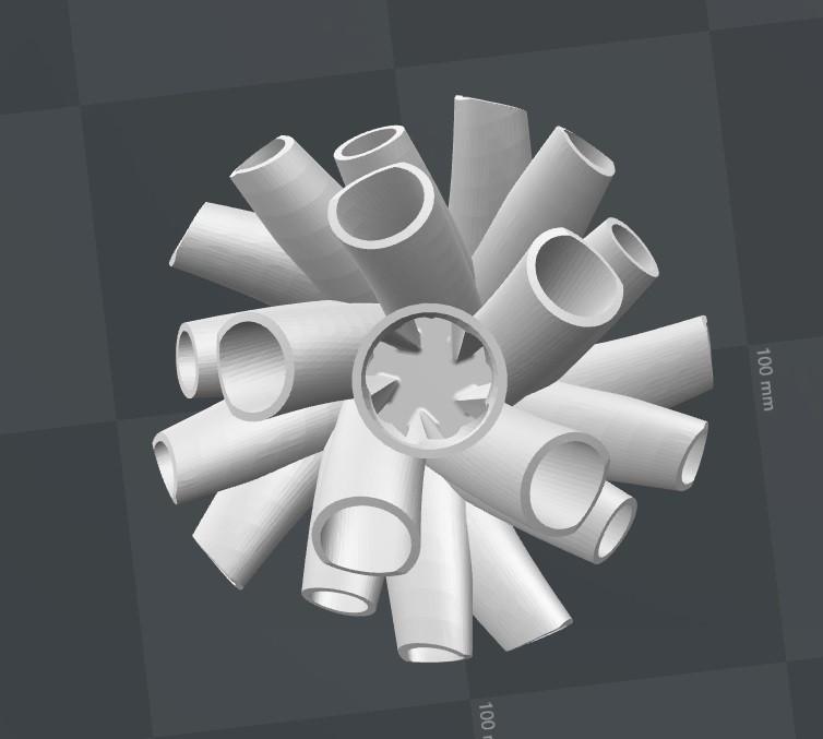 porta lapices_1.jpg Download free STL file Portalapices, Pen Holder • 3D print model, FORMAT3D