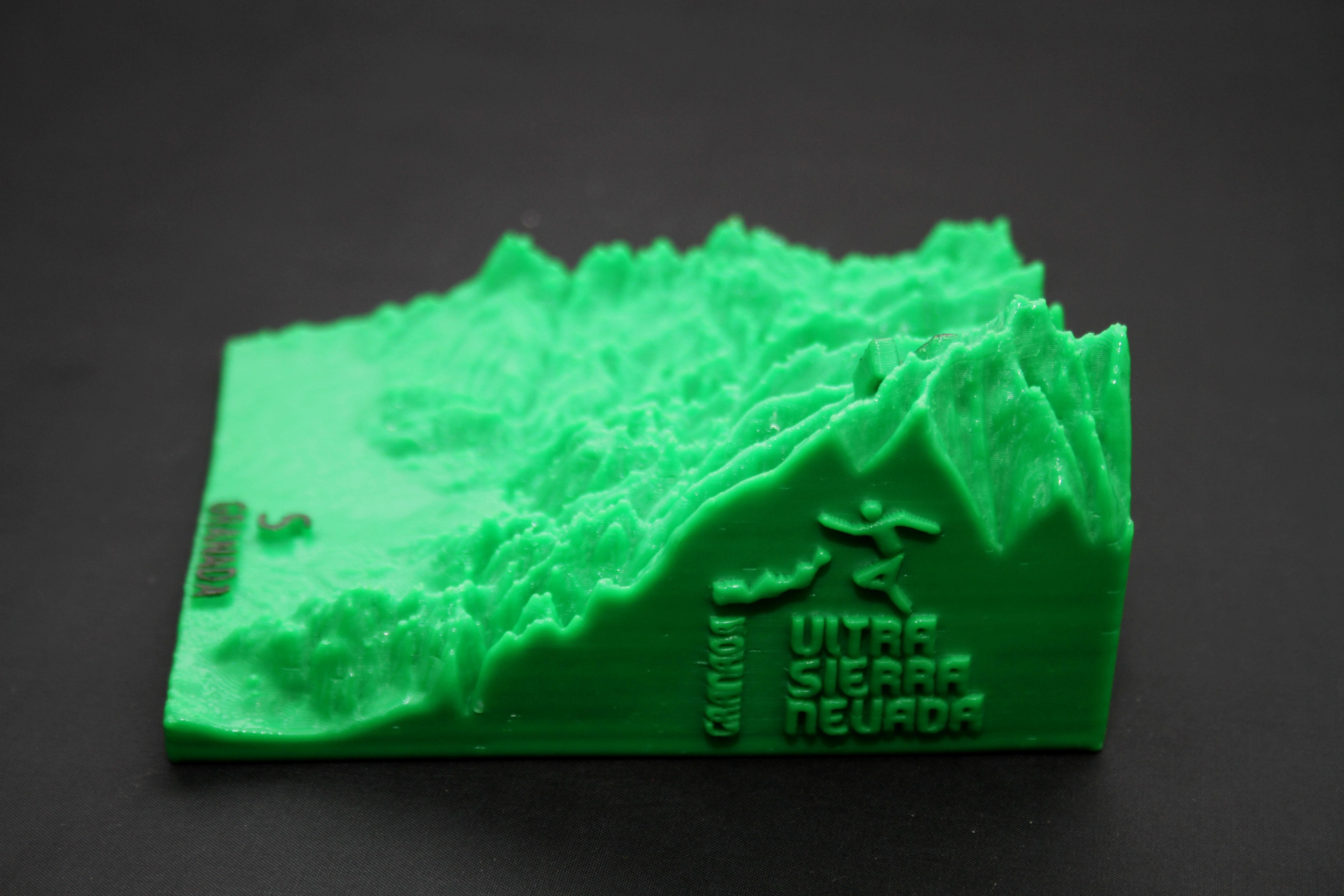 IMG_7862b.jpg Download free STL file Ultra Sierra Nevada Running mountain • 3D print design, FORMAT3D
