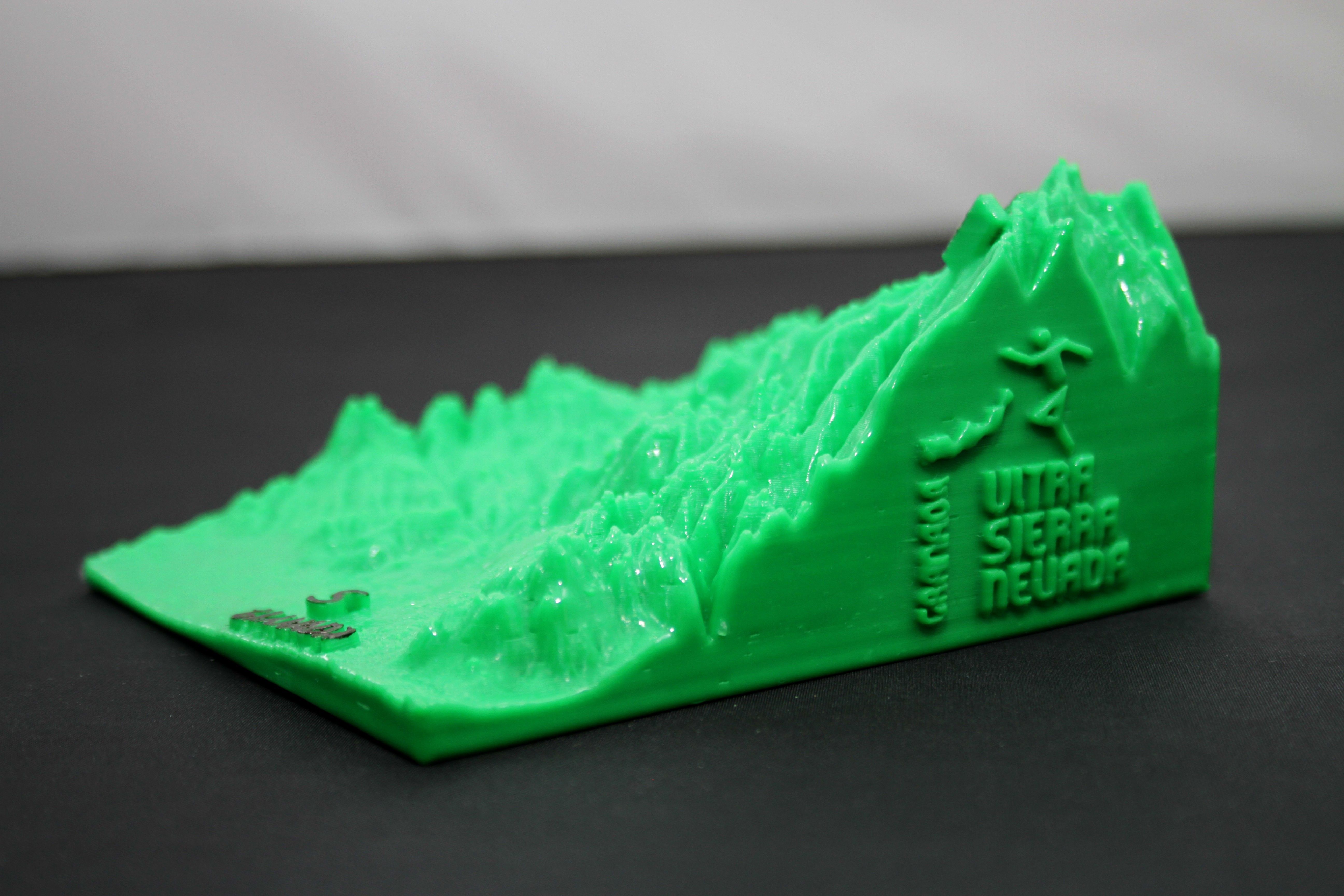 IMG_7870b.jpg Download free STL file Ultra Sierra Nevada Running mountain • 3D print design, FORMAT3D