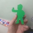 Download free 3D printing files Fallout 4 Vault Boy Cookie Cutter, Yuval_Dascalu