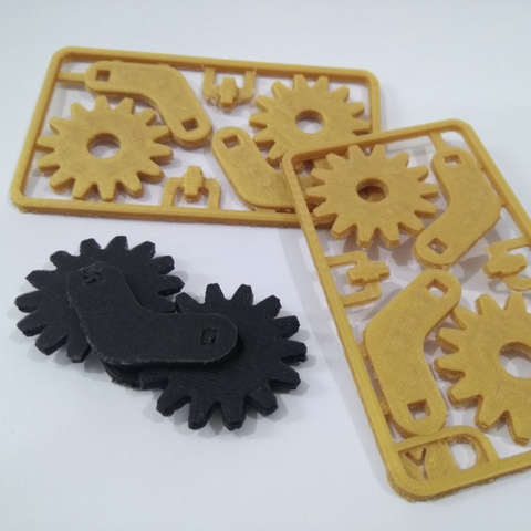 Free 3D printer model Fidget Kit Business Card!, Yuval_Dascalu