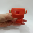 Download free 3D printing files Rubber Band Based Pistol Project, Yuval_Dascalu