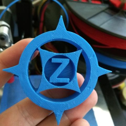"Capture d'écran 2016-12-14 à 16.04.33.png Download free STL file Printrbot Simple Metal ""Z-StarSpike"" Feedwheel • 3D print object, Yuval_Dascalu"