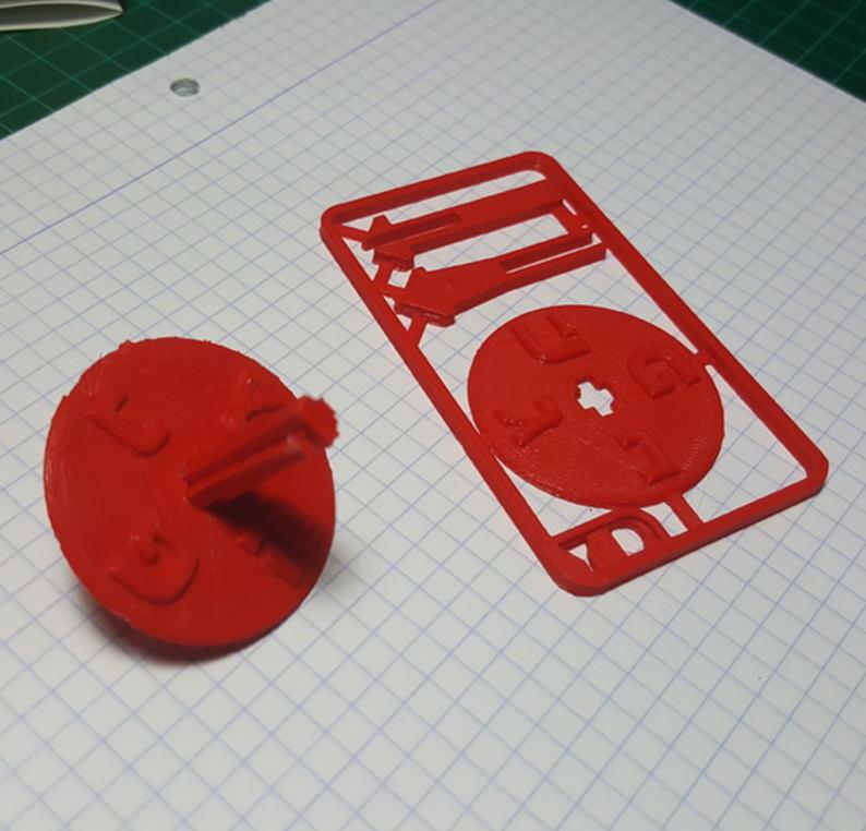 Capture d'écran 2016-12-28 à 10.17.57.png Download free STL file Dreidel Kit Business Card • 3D printer template, Yuval_Dascalu