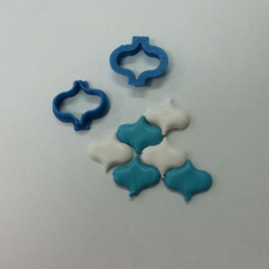 Download free 3D print files Pattern Cookie Cutter!, Yuval_Dascalu