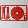 Télécharger fichier impression 3D gratuit Carte de visite de Kit de Dreidel, Yuval_Dascalu