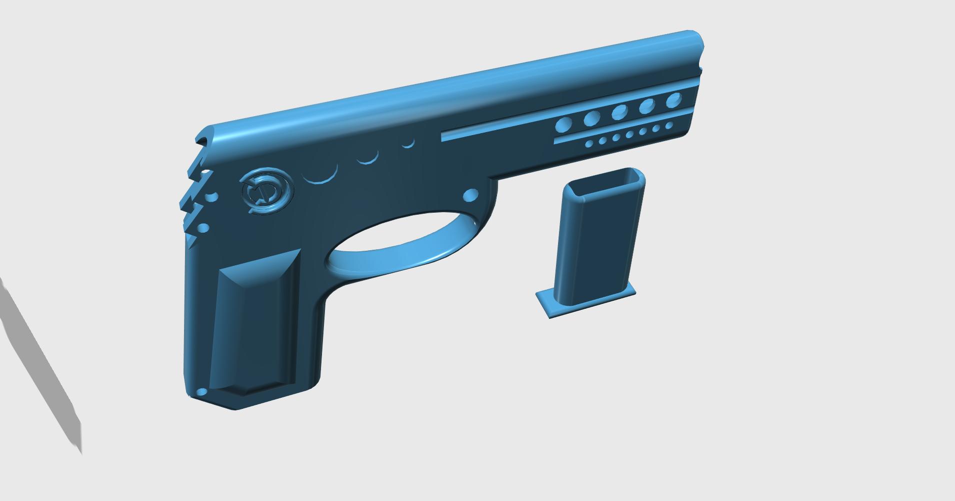 rubbergun2.png Download STL file GUN SHOOTS RUBBERBAND  • 3D printing object, JonathanOlivarDizon