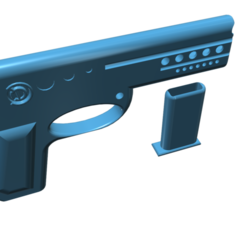 rubbergun2.png Download STL file GUN SHOOTS RUBBERBAND  • 3D printing object, JonathanOlivarDizon