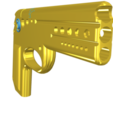 Download STL file GUN SHOOTS RUBBERBAND  • 3D printing object, JonathanOlivarDizon