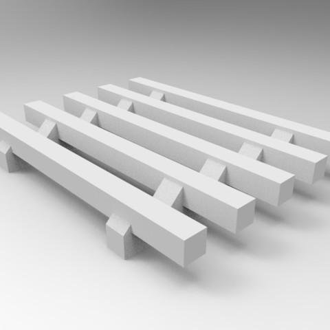 Download free 3D printing templates Soap Saver, Bitencourt