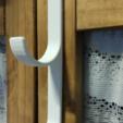 Télécharger fichier impression 3D gratuit Accroche-porte, Bitencourt