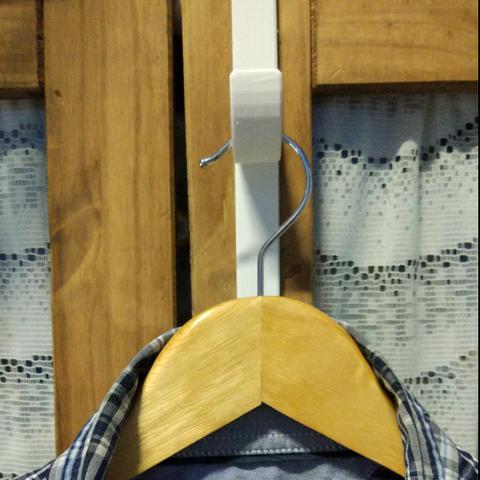 3.PNG Download free STL file Door Hanger • 3D printable template, Bitencourt