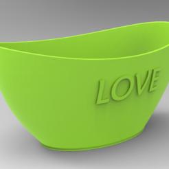 Descargar archivos 3D gratis Pote de la oficina del amor, Bitencourt
