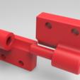 2red.PNG Download STL file Hinge • 3D printer template, Bitencourt