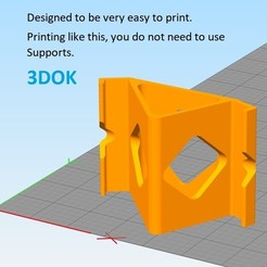 Phone_holder000.jpg Download STL file Phone Stand Holder very easy to print • 3D printing model, Bitencourt